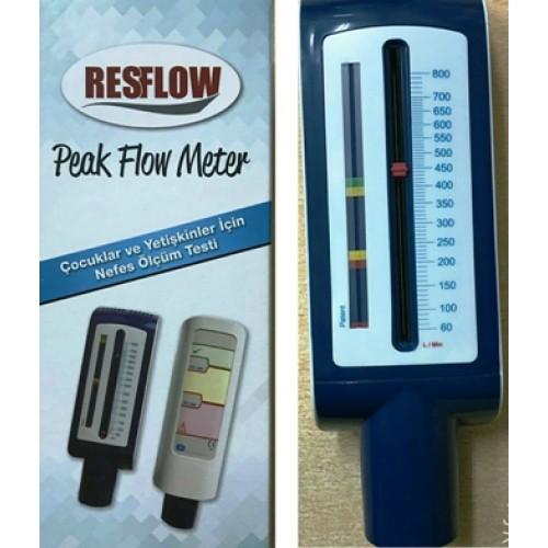 Peak Flowmetre
